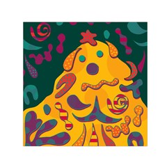 Candy Man 2 Small Satin Scarf (square)
