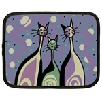 Cats Netbook Case (XXL)  Front