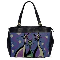 Cats Office Handbags