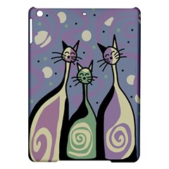 Cats iPad Air Hardshell Cases