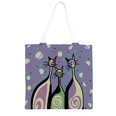 Cats Grocery Light Tote Bag