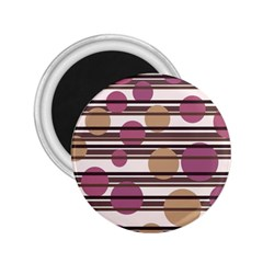 Simple decorative pattern 2.25  Magnets
