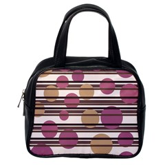 Simple decorative pattern Classic Handbags (One Side)
