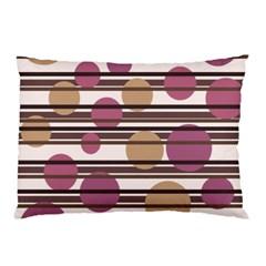 Simple decorative pattern Pillow Case