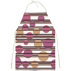 Simple decorative pattern Full Print Aprons