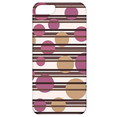 Simple decorative pattern Apple iPhone 5 Classic Hardshell Case