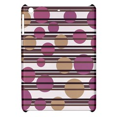 Simple decorative pattern Apple iPad Mini Hardshell Case