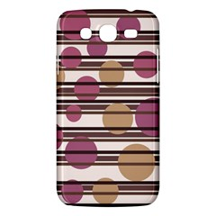 Simple decorative pattern Samsung Galaxy Mega 5.8 I9152 Hardshell Case