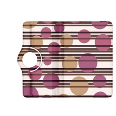 Simple decorative pattern Kindle Fire HDX 8.9  Flip 360 Case