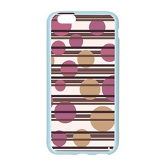 Simple decorative pattern Apple Seamless iPhone 6/6S Case (Color)