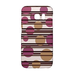 Simple decorative pattern Galaxy S6 Edge