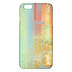 Unique Abstract In Green, Blue, Orange, Gold Iphone 6 Plus/6s Plus Tpu Case