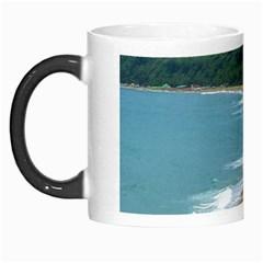Aerial Seascape Scene Pipa Brazil Morph Mugs