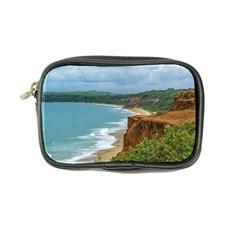 Aerial Seascape Scene Pipa Brazil Coin Purse