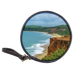 Aerial Seascape Scene Pipa Brazil Classic 20-CD Wallets