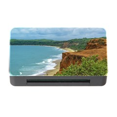 Aerial Seascape Scene Pipa Brazil Memory Card Reader with CF