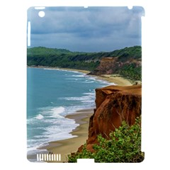 Aerial Seascape Scene Pipa Brazil Apple iPad 3/4 Hardshell Case (Compatible with Smart Cover)
