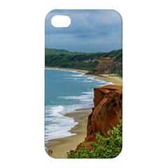Aerial Seascape Scene Pipa Brazil Apple iPhone 4/4S Premium Hardshell Case