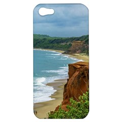 Aerial Seascape Scene Pipa Brazil Apple iPhone 5 Hardshell Case