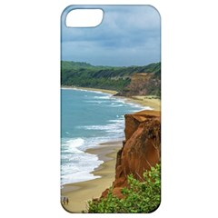 Aerial Seascape Scene Pipa Brazil Apple iPhone 5 Classic Hardshell Case
