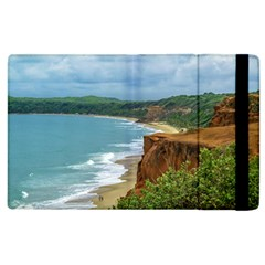 Aerial Seascape Scene Pipa Brazil Apple iPad 2 Flip Case