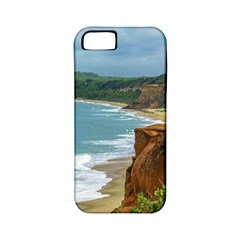 Aerial Seascape Scene Pipa Brazil Apple iPhone 5 Classic Hardshell Case (PC+Silicone)