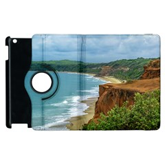 Aerial Seascape Scene Pipa Brazil Apple iPad 3/4 Flip 360 Case
