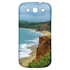 Aerial Seascape Scene Pipa Brazil Samsung Galaxy S3 S III Classic Hardshell Back Case