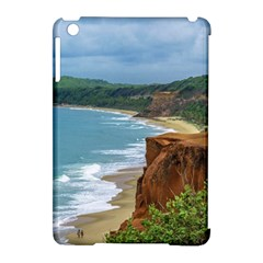 Aerial Seascape Scene Pipa Brazil Apple iPad Mini Hardshell Case (Compatible with Smart Cover)