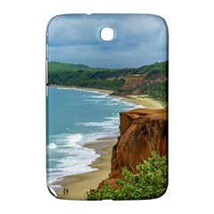 Aerial Seascape Scene Pipa Brazil Samsung Galaxy Note 8.0 N5100 Hardshell Case