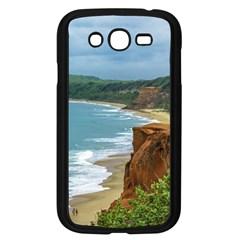 Aerial Seascape Scene Pipa Brazil Samsung Galaxy Grand DUOS I9082 Case (Black)