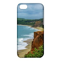 Aerial Seascape Scene Pipa Brazil Apple iPhone 5C Hardshell Case