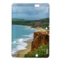 Aerial Seascape Scene Pipa Brazil Kindle Fire HDX 8.9  Hardshell Case