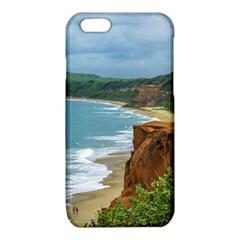 Aerial Seascape Scene Pipa Brazil iPhone 6/6S TPU Case