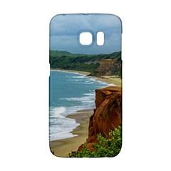 Aerial Seascape Scene Pipa Brazil Galaxy S6 Edge