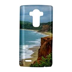 Aerial Seascape Scene Pipa Brazil LG G4 Hardshell Case