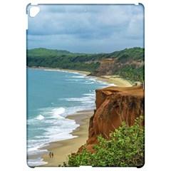 Aerial Seascape Scene Pipa Brazil Apple Ipad Pro 12 9   Hardshell Case