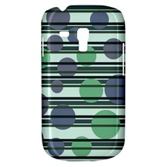 Green simple pattern Galaxy S3 Mini