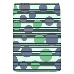 Green simple pattern Flap Covers (S)