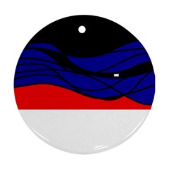 Cool obsession  Ornament (Round)