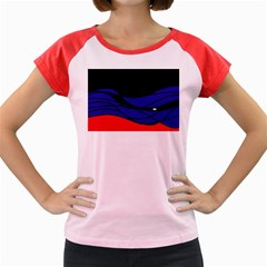 Cool obsession  Women s Cap Sleeve T-Shirt