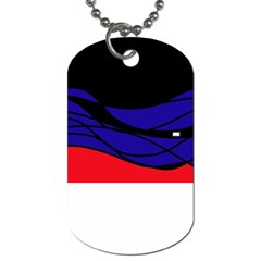 Cool obsession  Dog Tag (One Side)