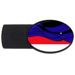 Cool obsession  USB Flash Drive Oval (4 GB)