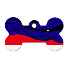 Cool obsession  Dog Tag Bone (Two Sides)