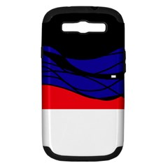 Cool obsession  Samsung Galaxy S III Hardshell Case (PC+Silicone)