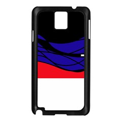 Cool obsession  Samsung Galaxy Note 3 N9005 Case (Black)