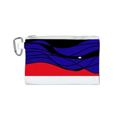 Cool obsession  Canvas Cosmetic Bag (S)