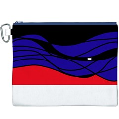 Cool obsession  Canvas Cosmetic Bag (XXXL)