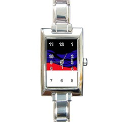 Cool obsession  Rectangle Italian Charm Watch