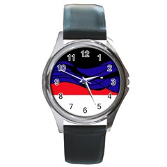 Cool obsession  Round Metal Watch